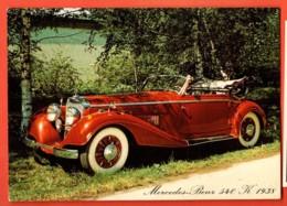 VAS-13 Mercedes-Benz 540 K 1938 Coupé. Schloss Kremsegg Kremsmünster Deutschland. Nicht Gelaufen - Passenger Cars