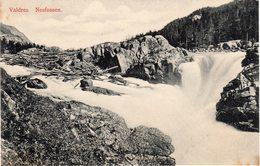 CPA - NORVEGE - NORGE - VALDRES NESFOSSEN - Norway