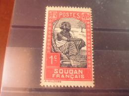 Soudan YVERT N° 60* - Soudan (1894-1902)