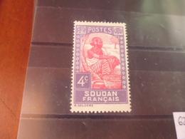 Soudan YVERT N° 62* - Soudan (1894-1902)
