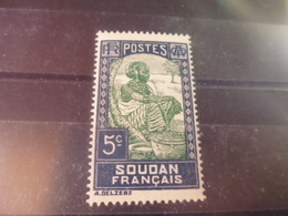 Soudan YVERT N° 63* - Soudan (1894-1902)