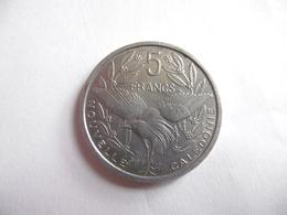 (A114)-NOUVELLE CALEDONIE-PIECE DE 5 FRANCS 1952-ETAT TTB - Nouvelle-Calédonie