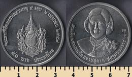 Thailand 50 Baht 2015 - Thaïlande