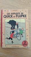 Les Exploits De Quick Et Flupke. Hergé. 3ème Série. 1950 - Hergé