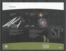 EUROPA 2009 Portugal Ano Internacional Da Astronomia Internationaal Jaar Astronomie Année Internationale L'astronomie - 2009