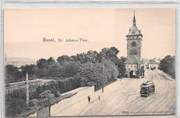 Basel St. Johann-Thor - Tram - BS Bâle-Ville