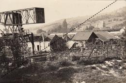 Epernay Ruines Bombardement Usine Scierie Face à L'hopital Par Lefebvre Blanrue à Louvois - Guerre, Militaire