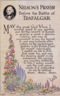 AR05 Famous People - Nelson's Prayer Before The Battle Of Trafalgar - Historische Figuren