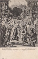 AS18 Art Postcard - Return Of The Count Of Gleichen By M. V. Schwind - Paintings