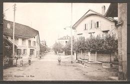 Carte P ( Suisse / Mézières La Rue ) - VD Vaud