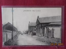 CPA - Jolimetz - Rue Coulon - Autres Communes