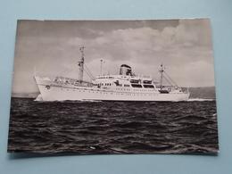 Paquebot BERNINA - Stelvio - Brennero ( Adriatica Société De Navigation Venise ) Anno 19?? ( Zie Foto Voor Details ) ! - Dampfer