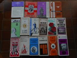 Groot Lot Van Van 303 Aankondigingsblaadjes Belgische Posterijen: Uitgifte Nieuwe Postzegels (1961/ - Cataloghi Di Case D'aste