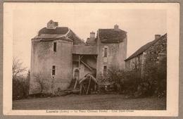 36 / LURAIS - Vieux Château Féodal - France