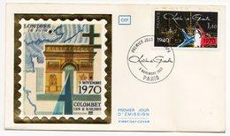 FDC France 1980 - Charles De Gaulle  - YT 2114 - Paris - FDC