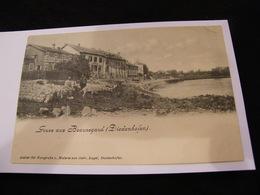 57 Gruss Aus Beauregard Diedenhofen Thionville Début XX ème Siècle - Thionville