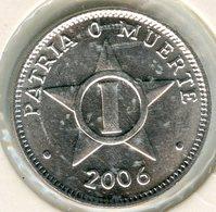Cuba 1 Centavo 2006 KM 33.3 - Cuba