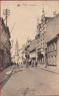 Puurs Puers Hoogstraat Geanimeerd (kreukje) 1924 - Puurs