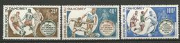 DAHOMEY N° 196 à 198 NEUF** LUXE SANS CHARNIERE / MNH - Burkina Faso (1984-...)