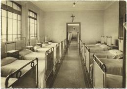 CPSM DE ROMA  (ITALIE)  ISTITUTO DELL'ADORAZIONE. DORMITORI DELLE INTERNE - Santé & Hôpitaux