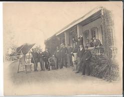 GERVAIS COURTELLEMONT  1863 -1931  Photogravures  Signées  Sans Date ,  Algérie  Viticulteurs  ( Michel Pons ) - Photos