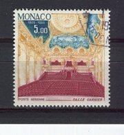 MONACO - Y&T Poste Aérienne N° 86° - Centenaire De Monte-Carlo - Salle Garnier - Airmail
