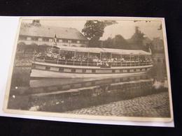 57 Metz Bateau Madelon 1924 - Metz