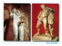 Pompei. Casa Vetti Fontana Priapica. Ercolano. Casa Cervi Ercole Ebbro. Eros Nell'arte. Priape. Hercule Ivre. Herculanum - Ercolano