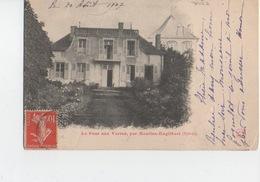 Le Four Aux Verres Par MOULINS ENGILBERT (Nievre) - Circulé En 1907 - Moulin Engilbert