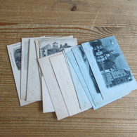 Ansichtskarten Sammlung Nürnberg Kettensendung An Eine Adresse Gesamt 14 Stück - Postcards