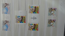 Belle Thématique Sur Le Général De Gaulle, Timbres (tous ** 1ère Page), ND, Blocs, Enveloppes .... A Saisir !!! - Stamps