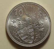 Luxembourg 10 Francs 1929 Silver - Luxembourg