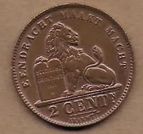 2 Centimes Cuivre 1911 FL Voir La Qualité - 02. 2 Centimes