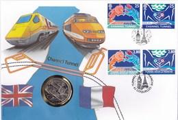 Gibraltar 1 Crown 1993 - Gibraltar