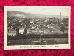 Luxembourg - Dommeldange Usines Arbed  ( Nicht Gelaufen ) - Other