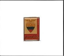 Coca Cola -  Olympische Spelen/Jeux Olympiques - Equador - Coca-Cola