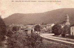 / Vallée De Celles - Allarmont Vu Du Pont De La Plaine - France