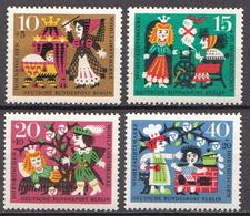 Germany / Berlin MNH Set - Fairy Tales, Popular Stories & Legends