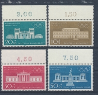 Duitsland/Germany/Allemagne/Deutschland 1970 Mi: 624-627 Yt: 487-490 (PF/MNH/Neuf Sans Ch/nuovo Senza C./**)(3966) - [7] West-Duitsland