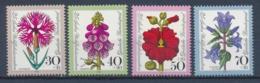 Duitsland/Germany/Allemagne/Deutschland 1974 Mi: 818-821 Yt: 667-670 (PF/MNH/Neuf Sans Ch/nuovo Senza C./**)(3970) - [7] West-Duitsland