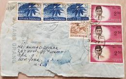 Indonesia USA 1962 - Indonesia