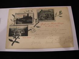 57 Gruss Aus Niederzissen Bei Brohl A Rhein 1901 - France