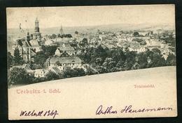 Trebnitz Totalansicht 1906 - Poland