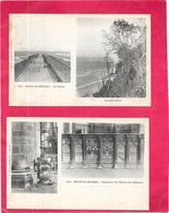 LOT De 15 CPA  DOS SIMPLE  - DEPT 50 - LE MONT SAINT MICHEL - - Cartes Postales