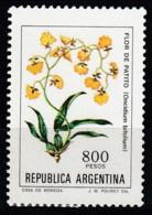 Argentina (MNH) - Oncidium Bifolium (South Amrican Orchid) - Orchidées