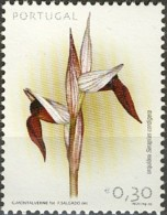 Portugal 2003 (MNH) -  Bico-de-queimado (Serapias Cordigera ) - Orchidées