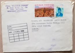 Indonesia Denmark 1986 - Indonesia