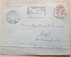 Latvia 1927 - Lettonie