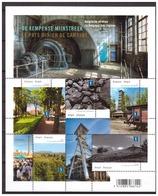 Belgium Belgique 2011 Mining Coal S/S MNH - Fabrieken En Industrieën