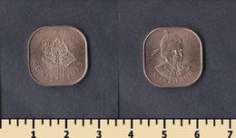 Swaziland 2 Cents 1975 - Swaziland